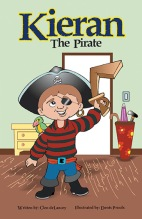 My book: Kieran the Pirate